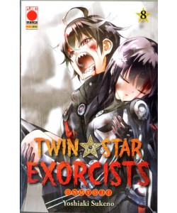Twin Star Exorcists - N° 8 - Twin Star Exorcists - Manga Rock Planet Manga