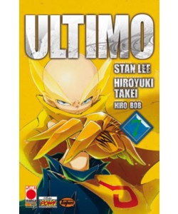 Ultimo - N° 7 - Ultimo - Manga Storie Nuova Serie Planet Manga