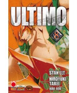 Ultimo - N° 8 - Ultimo - Manga Storie Nuova Serie Planet Manga