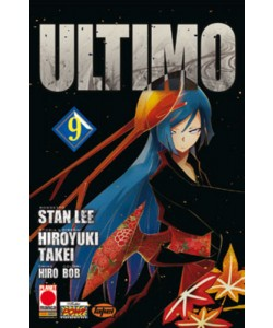 Ultimo - N° 9 - Ultimo - Manga Storie Nuova Serie Planet Manga