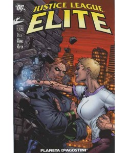 Justice League Elite (M6) - N° 2 - Justice League Elite (M6) 2 - Planeta-De Agostini