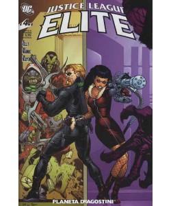 Justice League Elite (M6) - N° 4 - Justice League Elite (M6) 4 - Planeta-De Agostini