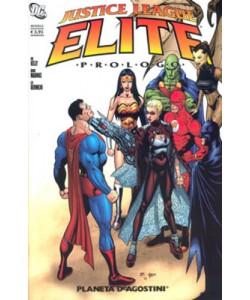 Justice League Elite Premessa - Justice League Elite Premessa - Planeta-De Agostini