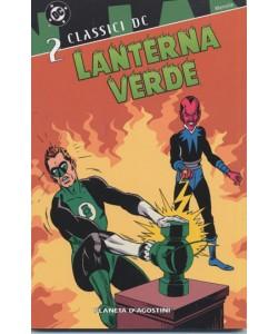 Lanterna Verde M12 - N° 2 - Classici Dc - Planeta-De Agostini