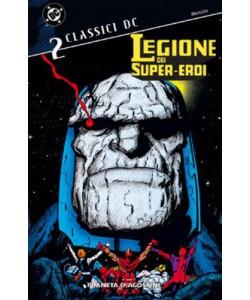 Legione Super Eroi Classici Dc - N° 2 - Classici Dc - Planeta-De Agostini