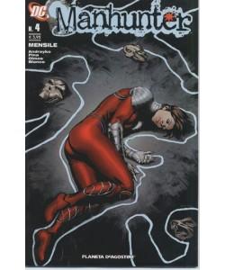 Manhunter Serie - N° 4 - Manhunter Serie 4 - Planeta-De Agostini
