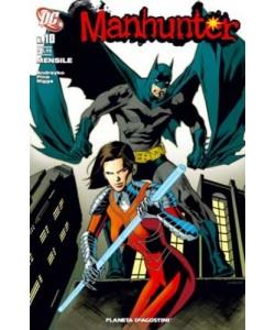 Manhunter Serie - N° 10 - Manhunter 10 - Planeta-De Agostini