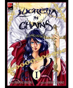 Lucretia In Chains - N° 1 - Lucretia In Chains - Reika Manga Reika Manga