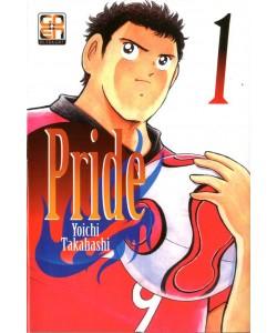 Pride (M4) - N° 1 - Hokori - Mega Collection Rw Goen