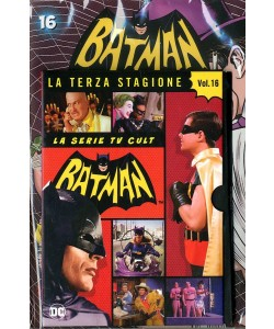 Batman '66 (Dvd + Fumetto) - N° 16 - Batman '66 - Rw Lion