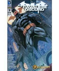 Batman Il Cav.Oscuro N. Serie - N° 7 - Batman Il Cavaliere Oscuro - Rw Lion