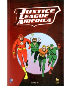 Dc Comics Story - N° 12 - Justice League America - In Vendita! - Master24 Rw Lion