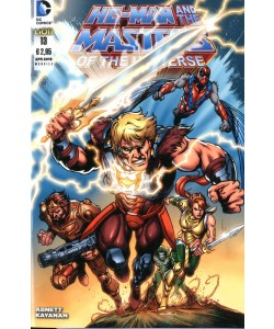 He-Man And The Masters Of... - N° 13 - He-Man And The Masters Of The Universe - Rw Lion