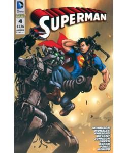 Superman 2012 - N° 4 - Superman - Rw Lion