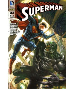 Superman 2012 - N° 23 - Superman - Superman Rw Lion