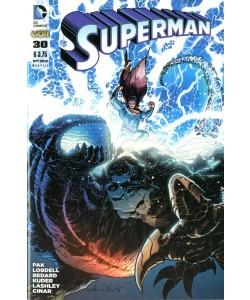 Superman 2012 - N° 30 - Superman - Superman Rw Lion