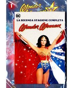 Wonder Woman '77 (Dvd+Fumetto) - N° 1 - Wonder Woman '77 - Rw Lion