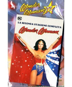 Wonder Woman '77 (Dvd+Fumetto) - N° 3 - Wonder Woman '77 - Rw Lion