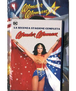 Wonder Woman '77 (Dvd+Fumetto) - N° 4 - Wonder Woman '77 - Rw Lion