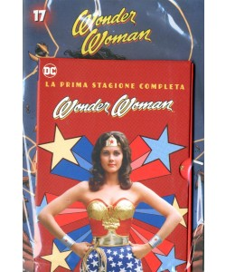 Wonder Woman '77 (Dvd+Fumetto) - N° 17 - Wonder Woman '77 - Rw Lion