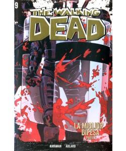 Walking Dead Gazzetta Sport - N° 9 - La Miglior Difesa 1 + Dvd - Saldapress