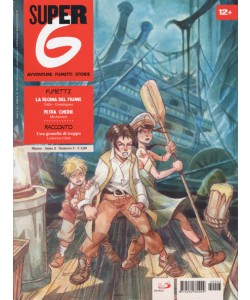 Super G! Anno Ii N.3 - N° 3 - Super G! Anno Ii N.3 - San Paolo Edizioni