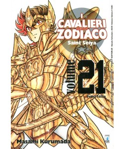 Cavalieri Zodiaco - N° 21 - Saint Seiya Perfect Edition (M22) - Star Comics