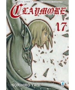 Claymore - N° 17 - Claymore 17 - Point Break Star Comics
