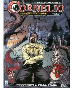 Cornelio - N° 7 - Benvenuti A Villa Fiaba - Star Comics
