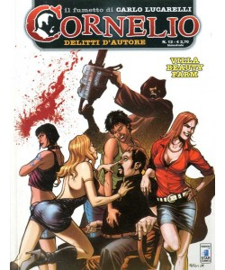 Cornelio - N° 12 - Villa Beauty Farm - Star Comics