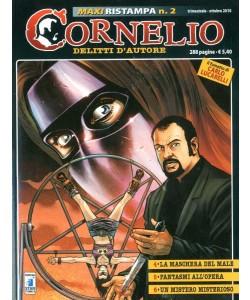 Cornelio Maxi Ristampa - N° 2 - Cornelio Delitti D'Autore - Star Comics
