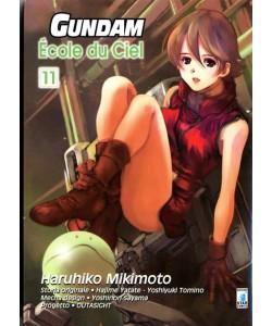 Gundam Ecole Du Ciel - N° 11 - Gundam Ecole Du Ciel - Gundam Universe Star Comics
