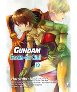 Gundam Ecole Du Ciel - N° 12 - Gundam Ecole Du Ciel - Gundam Universe Star Comics