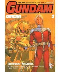 Gundam Origini - N° 2 - Le Origini 2 Uc 0079 - Gundam Universe Star Comics