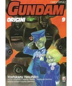 Gundam Origini - N° 9 - Le Origini 9 - Gundam Universe Star Comics