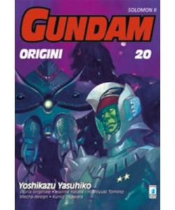 Gundam Origini - N° 20 - Gundam Origini - Gundam Universe Star Comics