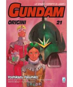 Gundam Origini - N° 21 - Gundam Origini - Gundam Universe Star Comics