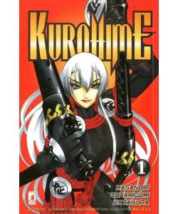 Kurohime Magical Gunslinger - N° 1 - Kurohime 1 - Action Star Comics