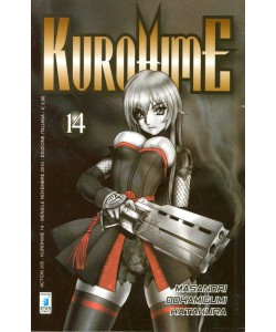 Kurohime Magical Gunslinger - N° 14 - Kurohime 14 - Action Star Comics