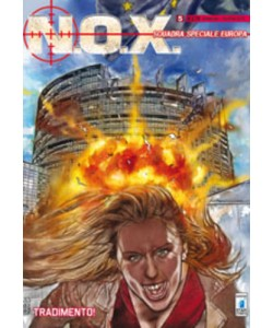 N.O.X. - N° 5 - Tradimento! - Star Comics