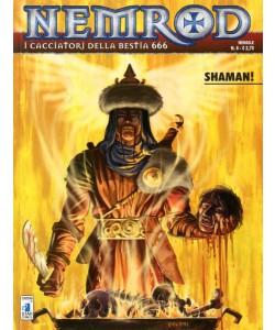 Nemrod - N° 8 - Shaman - Star Comics