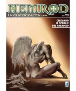 Nemrod - N° 23 - Nemrod 23 - Star Comics