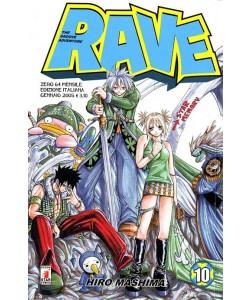 Rave - N° 10 - Rave 10 - Rave Groove Adventure Star Comics