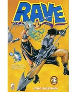 Rave - N° 16 - Rave 16 - Rave Groove Adventure Star Comics