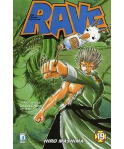 Rave - N° 19 - Rave 19 - Rave Groove Adventure Star Comics