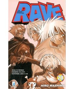Rave - N° 20 - Rave 20 - Rave Groove Adventure Star Comics