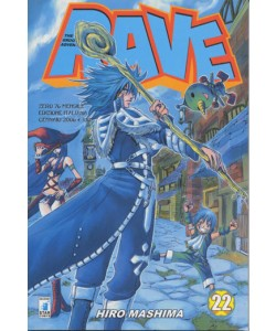 Rave - N° 22 - Rave 22 - Rave Groove Adventure Star Comics
