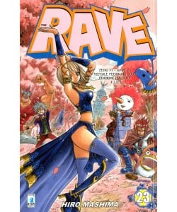 Rave - N° 23 - Rave 23 - Rave Groove Adventure Star Comics