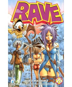 Rave - N° 25 - Rave 25 - Rave Groove Adventure Star Comics