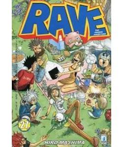 Rave - N° 27 - Rave 27 - Rave Groove Adventure Star Comics